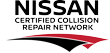 certified collision logo