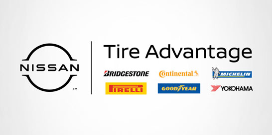 Nissan Tires Brands
